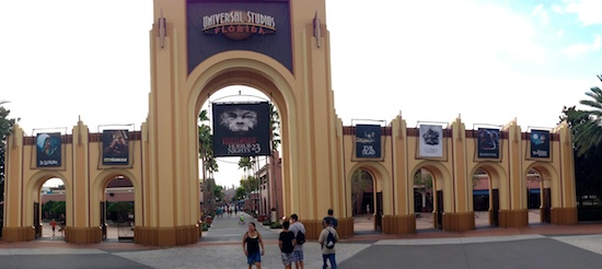 Walking dead at halloween horror nights 1