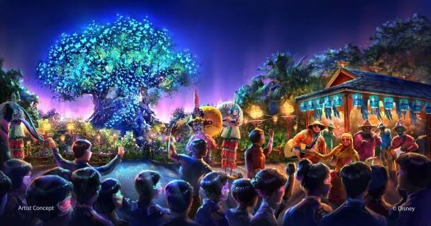 DisneyÕs Animal Kingdom Theme Park Expands