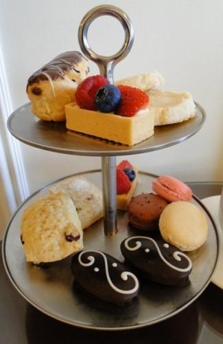 Royal Tea Desserts