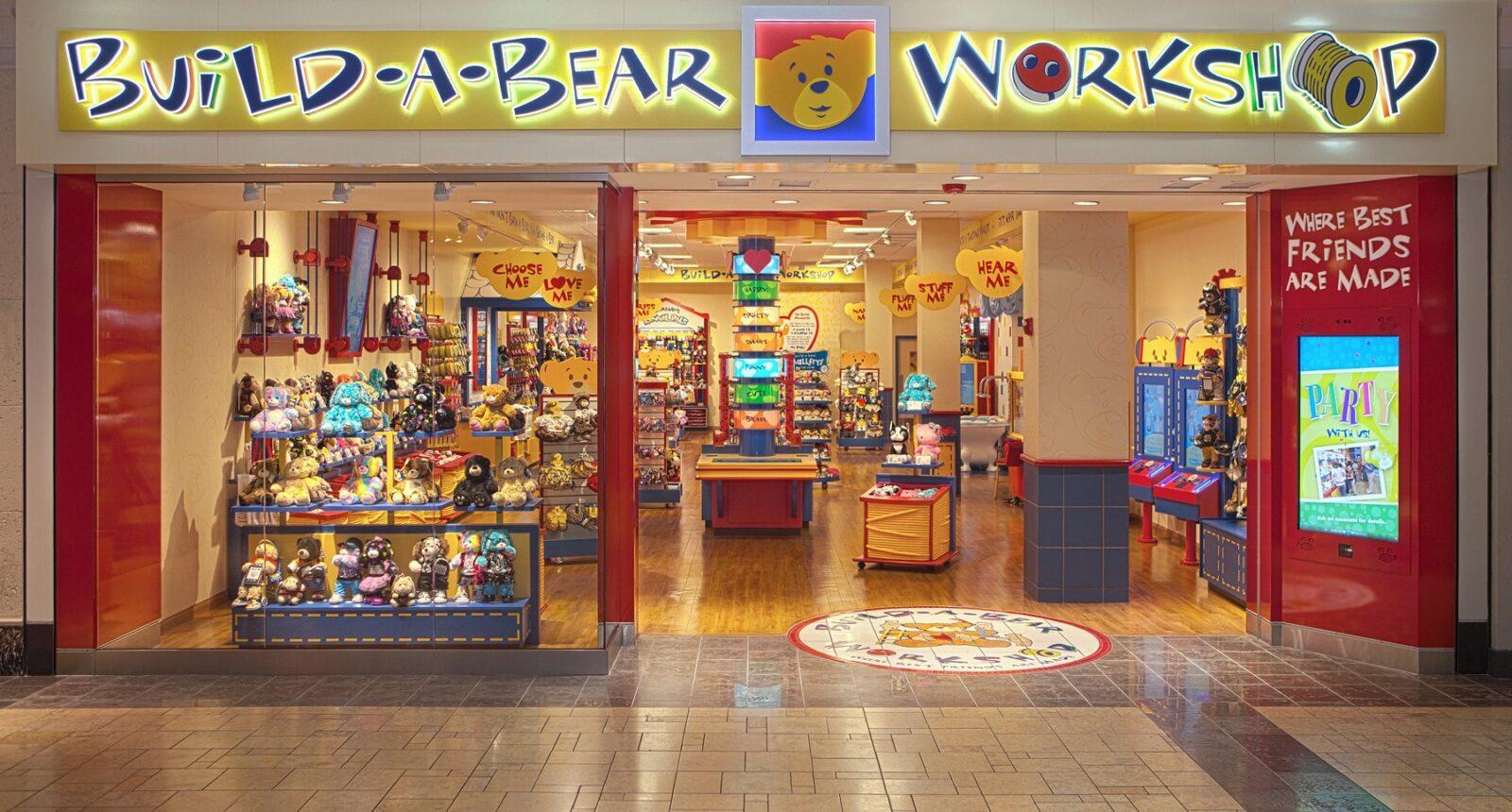 Build A Bear Florida Mall