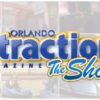 Orlando Attractions Magazine - The Show logo