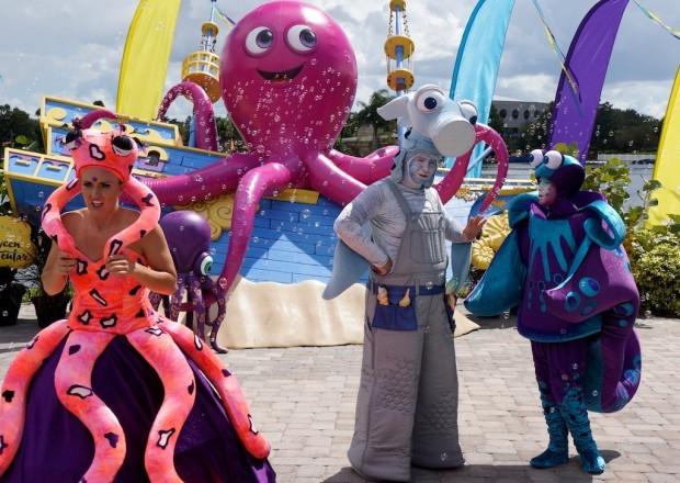 Seaworld Halloween Spooktacular 2013