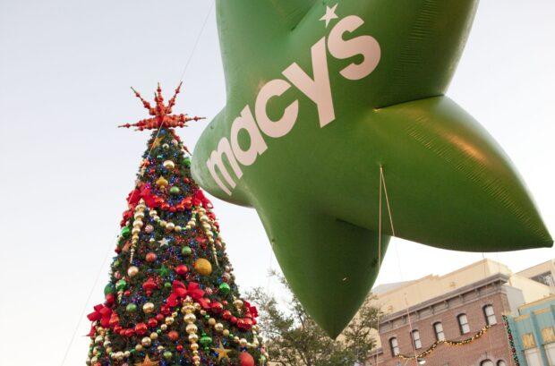Macy's Holiday Parade at UOR