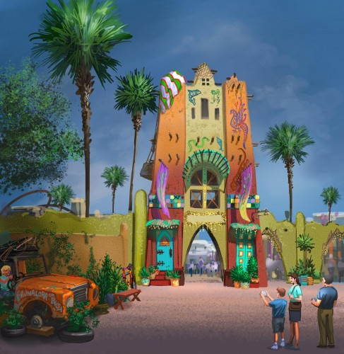 PANTOPIA at Busch Gardens Tampa 3