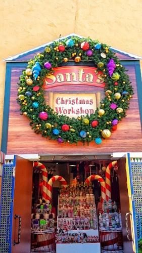 Santas Christmas Workshop