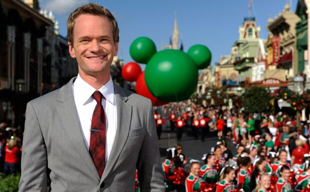 NEIL PATRICK HARRIS PERFORMS AND HOSTS DISNEY PARKS CHRISTMAS DAY TV SPECIAL