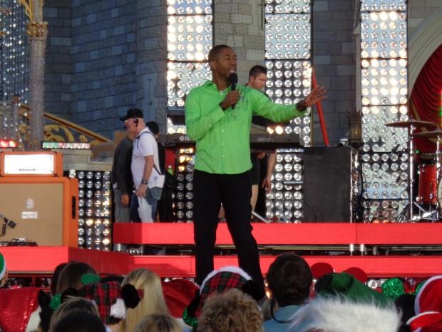 Disney Parks Christmas Day Parade Mark Daniel