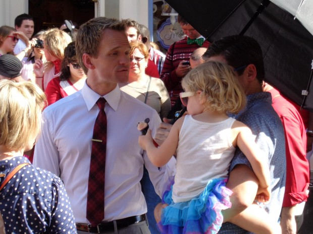 Disney Parks Christmas Day Parade nph family