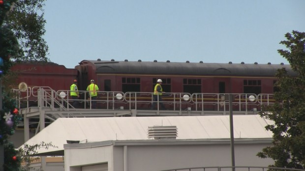 Hogwarts Express train 1