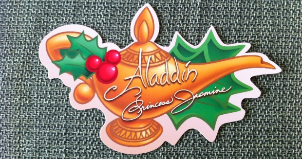 Limited Time Magic autograph cards aladdin jasmine