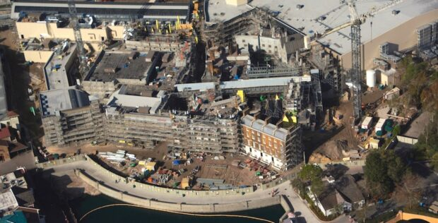 Wizarding-World-Diagon-Alley-expansion-aerial-photo