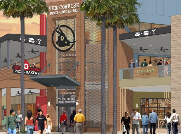 The Cowfish at universal orlando citywalk