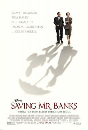 saving mr. banks poster with mickey mouse