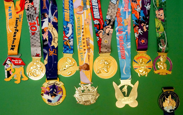 Brand new opportunities were introduced in the runDisney event schedule. 2014 started with a multi-race series where you could earn up to 10 medals in 11 days.