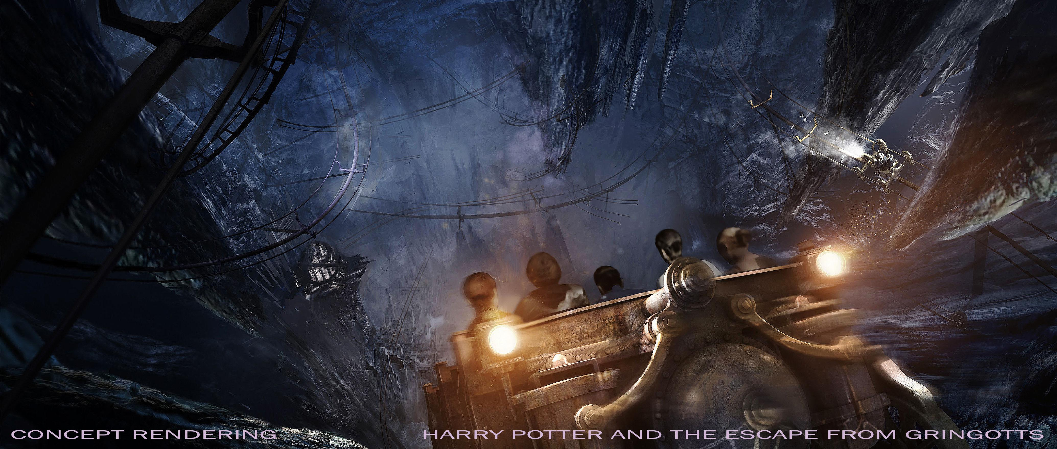 Harry Potter Escape