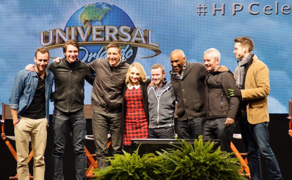 A Look Back At A Celebration Of Harry Potter At Universal