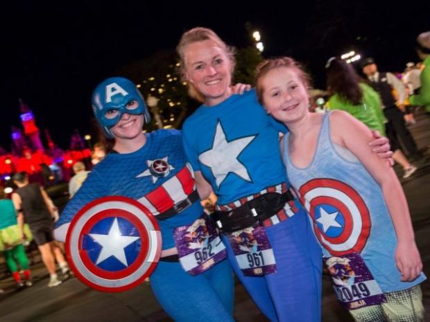 rundisney avengers half marathon