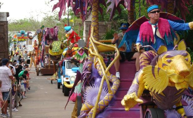 mickey's jammin jungle parade animal kingdom