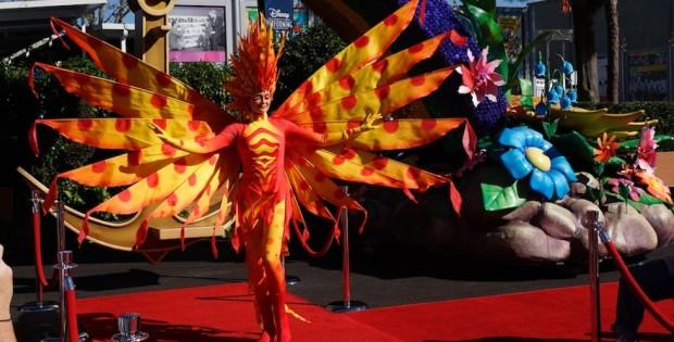 Disney Festival of Fantasy parade costume Little Mermaid