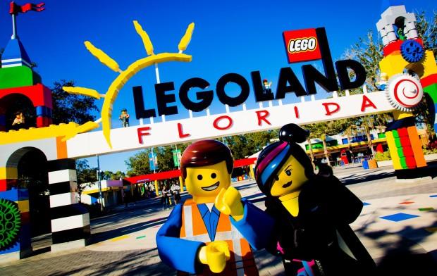 Legoland Florida Lego Movie Weekend