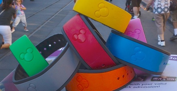 Magicband ticket