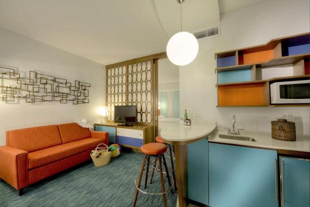 Universal's Cabana Bay Beach Resort Family Suite