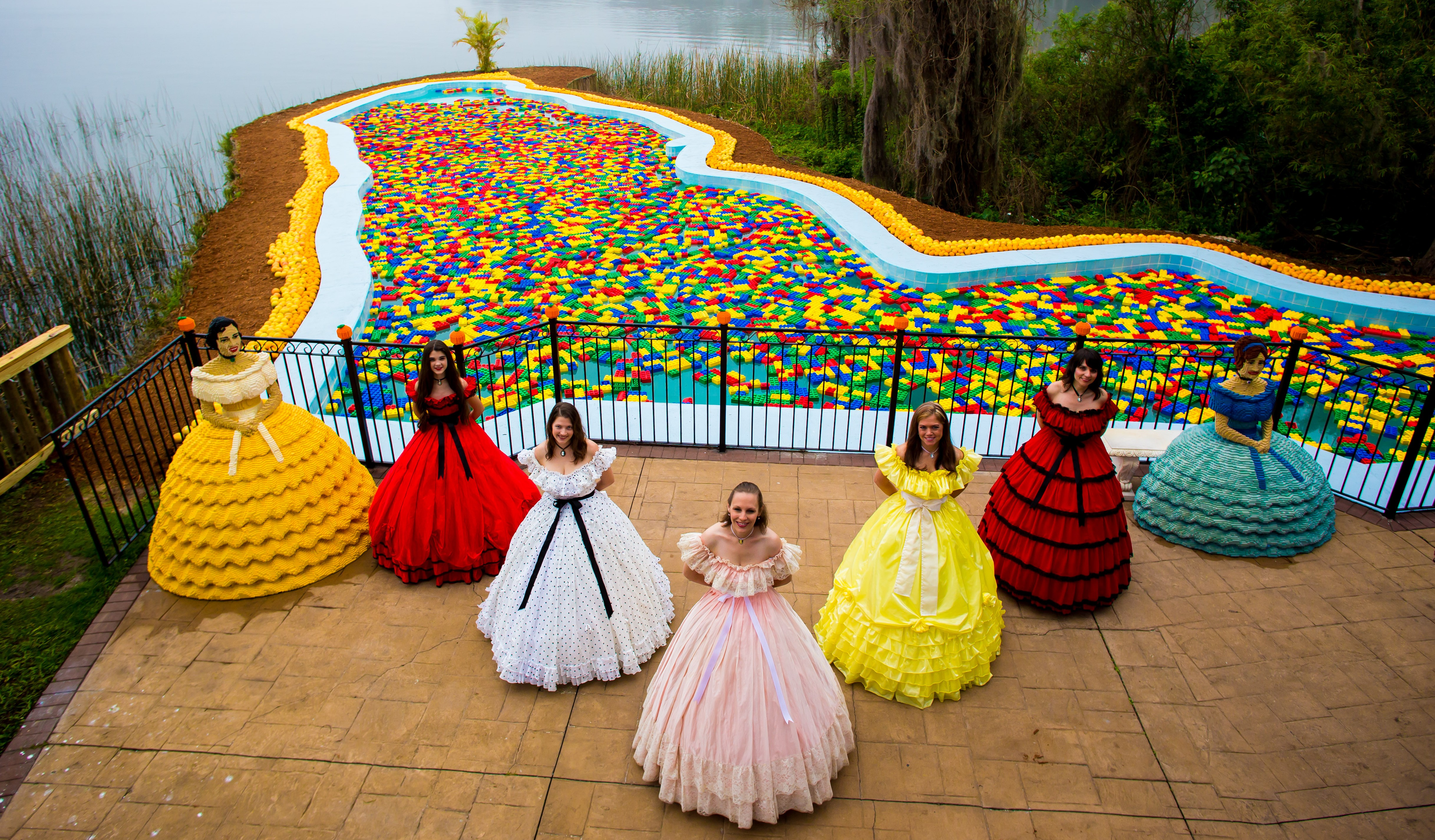 Legoland Florida Restores Iconic Sections Of Cypress Gardens