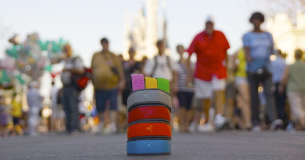 MagicBands at the Magic Kingdom