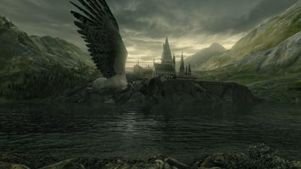 Hogwarts Express Animation - Buckbeak