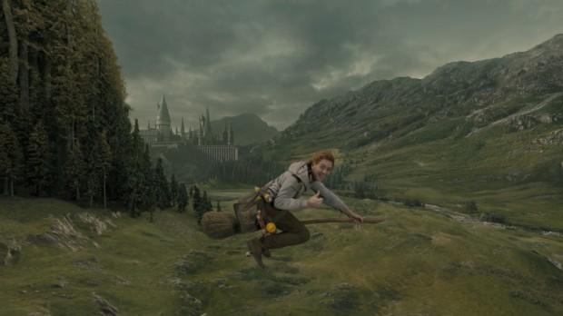 Hogwarts Express Animation - Fred Weasley