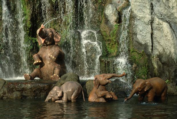Jungle Cruise Elephants