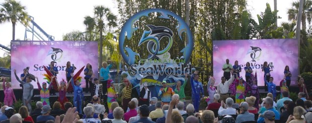 SeaWorld 50th Orlando