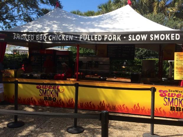 Bands, Brew, & BBQ at SeaWorld Orlando