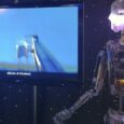 kennedy space center robot