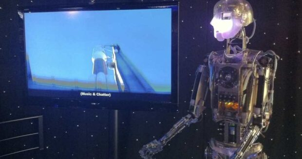 kennedy space center robot