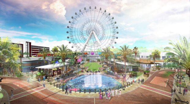 I-Drive 360 Orlando Eye