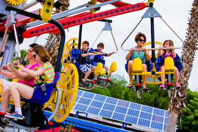 Legoland florida solar panels