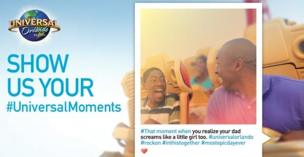 Universal moments