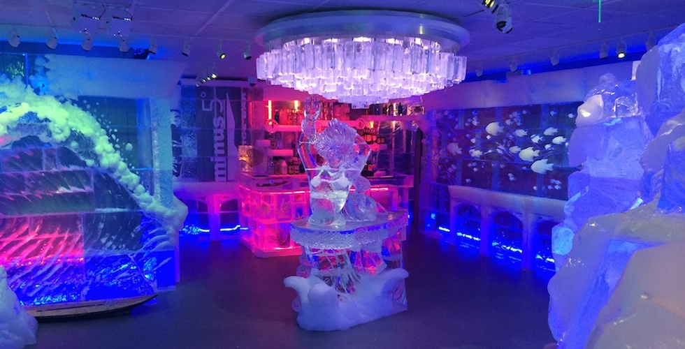New Minus5 Ice Bar Now Open On International Drive