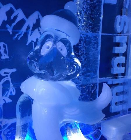 minus5 ice bar orlando penguin