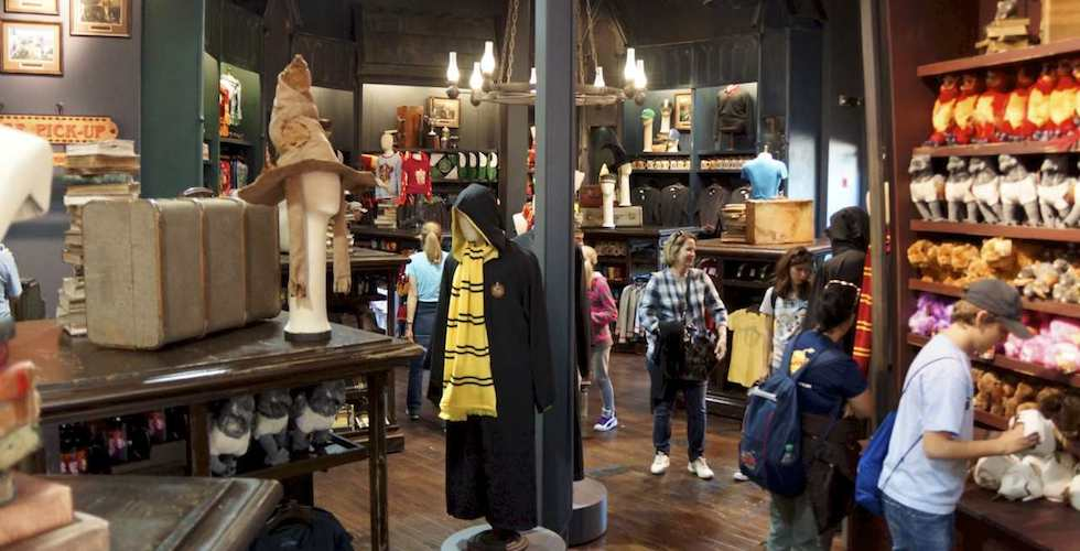 New Wizarding World Merchandise And Refreshments Shown To Team Members Little is known about quidditch at the institute. new wizarding world merchandise and