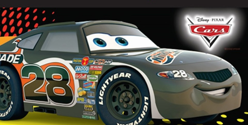 Cars NASCAR at richard petty