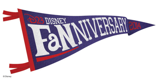 D23 Disney Fanniversary 2014
