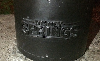 Disney Springs post