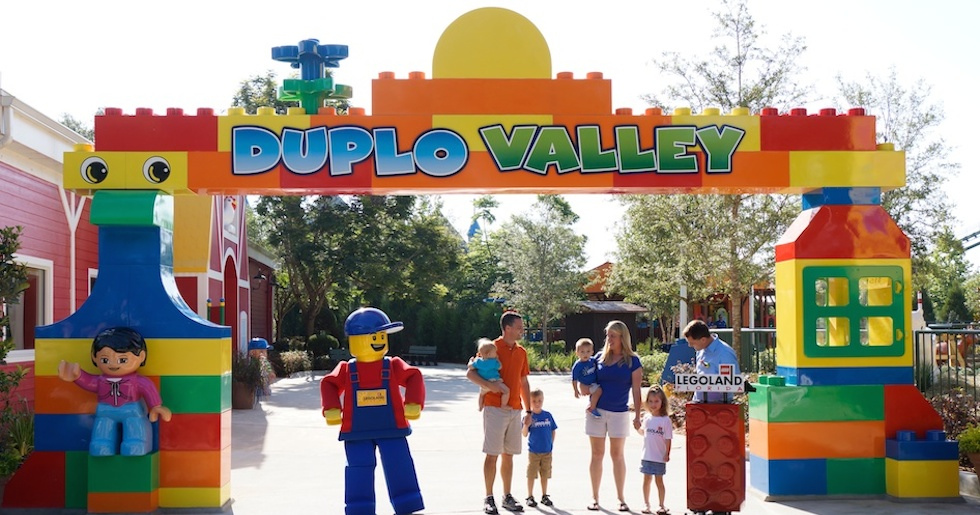 Duplo Valley Expansion Now Open At Legoland Florida