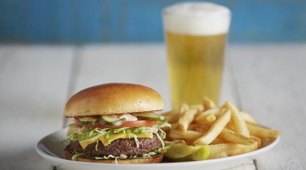 Margaritaville Cheeseburger In Paradise