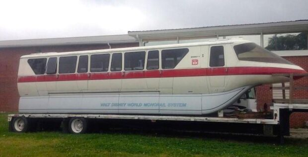 Monorail cab for sale