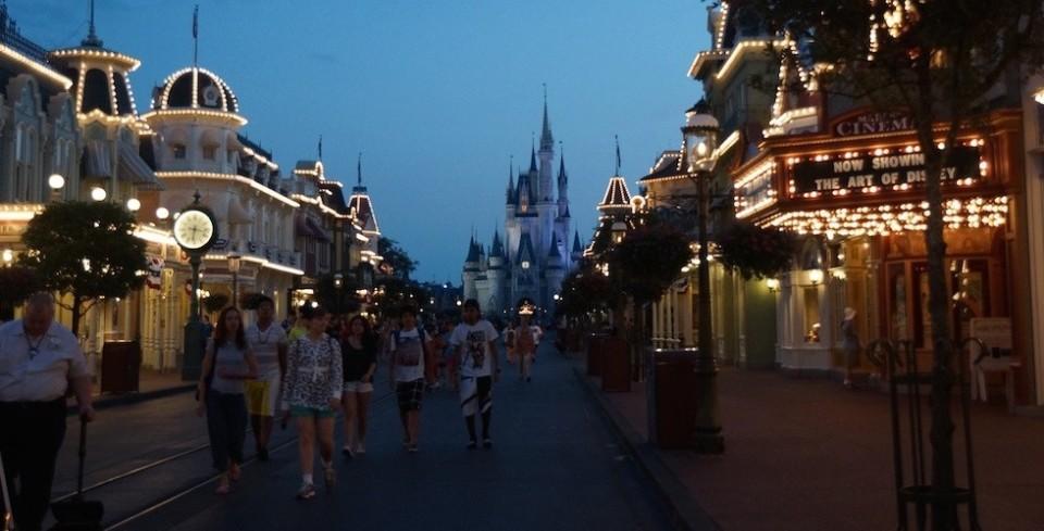 Morning ending Rock your Disney Side event