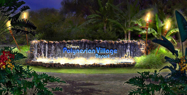 New Excitement at Disney's Polynesian