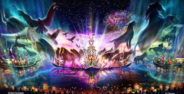 "New Details on ""Rivers of Light"" Nighttime Spectacular Coming to Disney's Animal Kingdom"